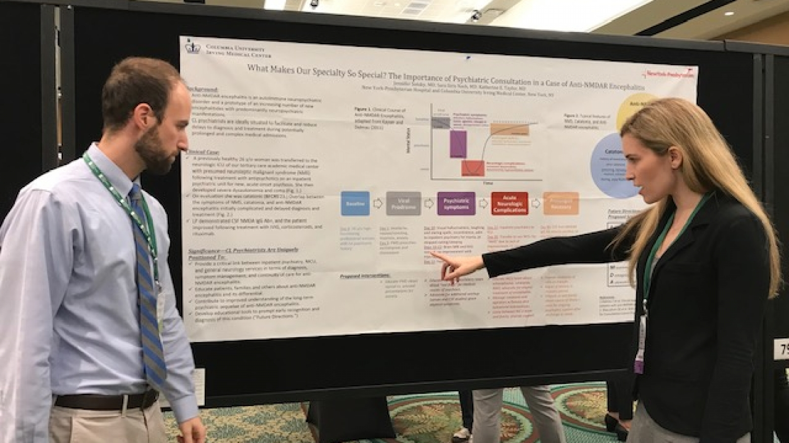 Consultation-Liaison Psychiatry Fellowship | Columbia